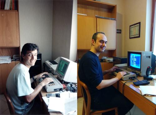 1989 e 2014 a confronto