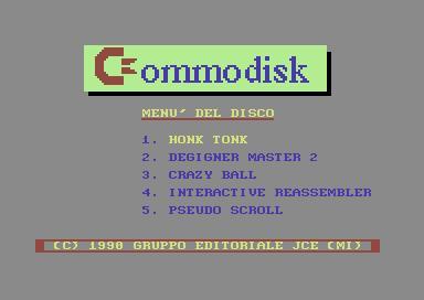 Screenshot: commodisk_45.jpg