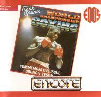 Copertina di Frank Bruno's Boxing