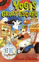 Copertina di Yogi's Great Escape