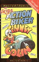 Copertina di Action Biker