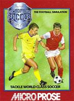 Copertina di Microprose Soccer