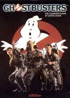 Copertina di Ghostbusters