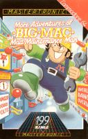 Copertina di Big Mac: The Mad Maintenance Man