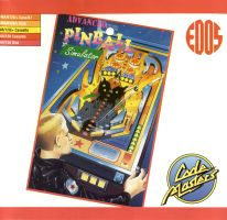 Copertina di Advanced Pinball Simulator