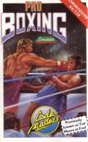 Copertina di Pro Boxing Simulator
