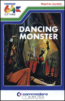 Copertina di Dancing Monster