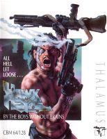 Copertina di Hawkeye