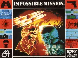 Copertina di Impossible Mission