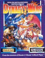 Copertina di Dynasty Wars