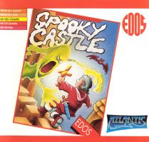 Copertina di Spooky Castle