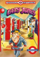 Copertina di Lazy Jones