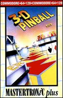 Copertina di 3-D Pinball