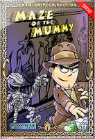 Maze of the Mummy!