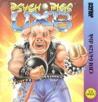 Copertina di Psycho Pigs UXB