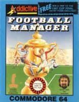Copertina di Football Manager