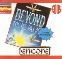 Copertina di Beyond The Ice Palace