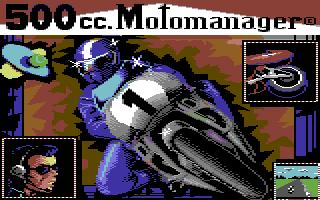 500cc. Motomanager