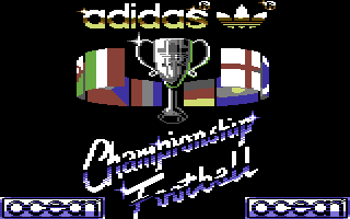 Adidas Championship Football