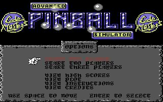 ScreenshotAdvanced Pinball Simulator