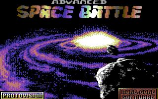 Advanced Space Battle