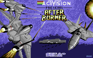 After Burner (Versione Europea)