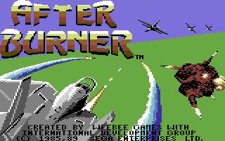 After Burner (Versione USA)