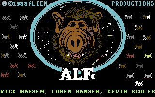 Alf: The First Adventure
