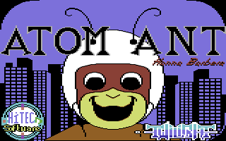 Atom Ant: Up And Atom