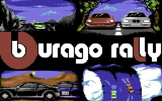 BBurago Rally