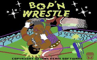 Bop'n Wrestle