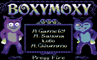 Boxymoxy