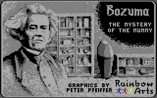Bozuma: The Mystery of the Mummy