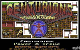 Centurions Power X Treme