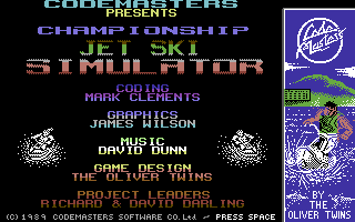 ScreenshotChampionship Jet Ski Simulator