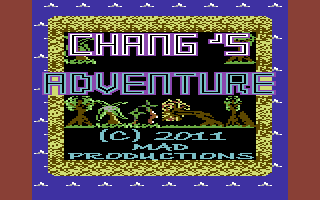 Chang's Adventure