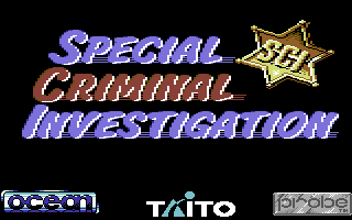 Chase HQ 2: Special Crime Investigation