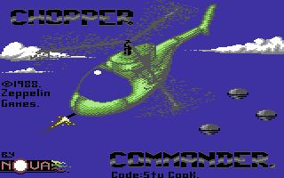 Chopper Commander