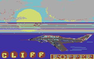 Cliff Ropper: Terrore sul Jet