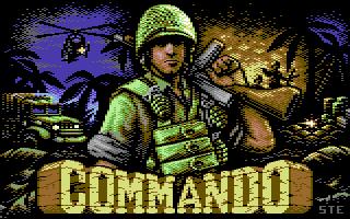 Commando Arcade