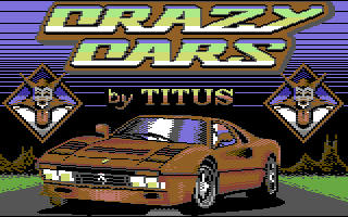 ScreenshotCrazy Cars
