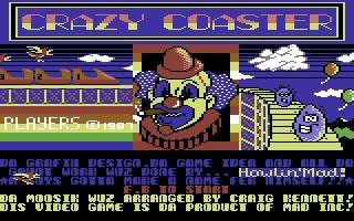 Crazy Coaster