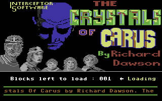 Crystals of Carus, The