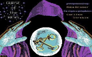 Curse of the Keys