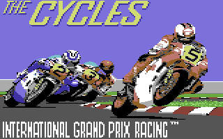 Cycles, The: International Grand Prix Racing