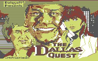 Dallas Quest, The