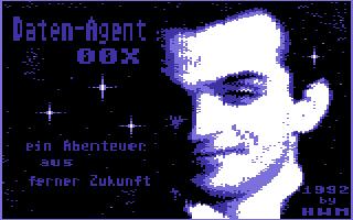 Daten Agent 00X