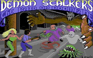 Demon Stalkers: The Raid on Doomfane