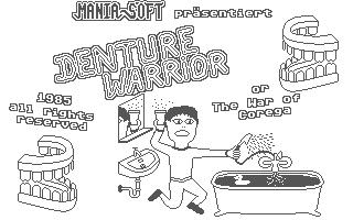 Denture Warrior: The War of Conga