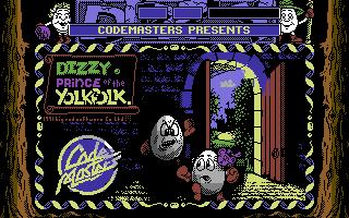 Dizzy: Prince of the Yolkfolk!